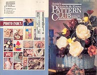 Annie's Quick & Easy Pattern Club No. 68, Apr- May 1991