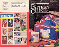 Annie's Quick & Easy Pattern Club No. 69, Jun- Jul 1991