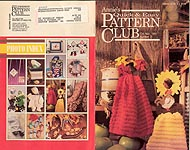 Annie's Quick & Easy Pattern Club No. 71, Oct- Nov. 1991