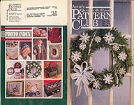 Annie's Quick & Easy Pattern Club No. 72, Dec- Jan 1992