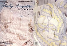 Leisure Arts Baby Layettes to Crochet