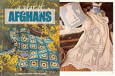 LA A Year of Afghans (52 patterns)