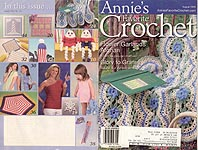 Annie's Favorite Crochet, #124, August 2003