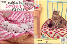 LA Cuddles to Crochet for Pets
