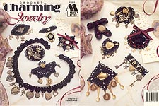 Annie's Attic Crochet Charming Jewelry