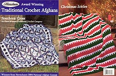 Herrschners Award Winning Traditional Crochet Afghans 2004