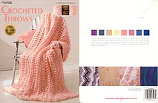 LA Crocheted Throws