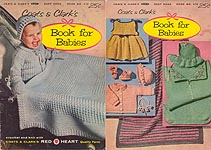 Coats & Clark's Baby Book No. 510: Book For Babies