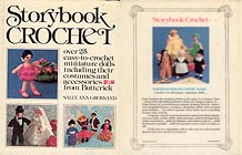 Butterick Publishing Storybook Crochet