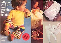 Golden Hands/Marshall Cavendish All You Can Knit and Crochet For Babies
