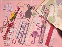 Herrschners Year- Round Bookmarks in Crochet