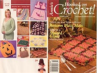 Annie's Hooked on Crochet! #149, Oct 2007