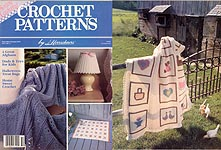 Crochet Patterns by Herrschners, Sept/ Oct 1990