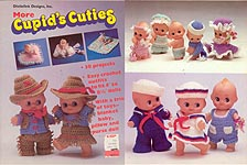 Distlefink Designs More Cupid's Cuties