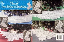 Annie's Attic Thread Tree Skirts & Stockings