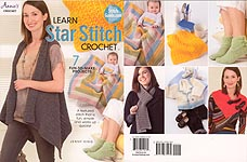 Annie's Learn Star Stitch Crochet