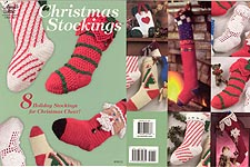 Annies Attic Christmas Stockings to Crochet