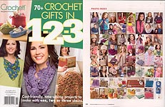 Crochet! 70+ Crochet Gifts in 1- 2- 3