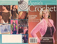 Annie's Favorite Crochet # 143, October 2006