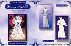Crochet Memories Heavenly Angel Trio