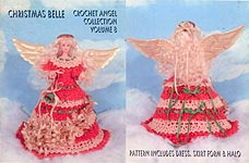 Crochet Angel Collection Volume 8: Christmas Belle