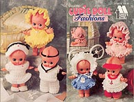 Annie's Attic Crochet Cupie Doll Fashions