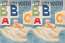 Columbia Minerva Beehive Baby Book, Vol. 723