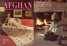 Sears Afghan and Sweater Collection