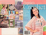 Annie's Favorite Crochet, August 04