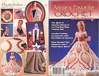 Annie's Favorite Crochet #118, August 2002