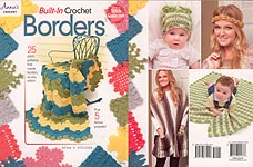 Annie's Built- In Crochet Borders