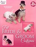 Annie's Pet Bride & Groom Costumes