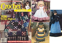 Crochet World February 2000.
