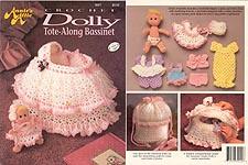 "Crochet Lots To Love Cute As Pie 5/"" Doll Clothes Patterns Fit Itsy Bitsy Dolls"