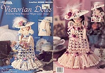 Leisure Arts Victorian Dolls