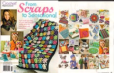Crochet! Magazine Prsents: From Scraps to Sensational