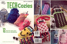 Knit and Crochet Tech Cozies