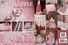 Annie's Attic Pineapple Home Accents