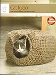 Annie's Crochet Cat Igloo