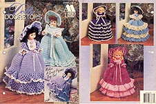 Annie's Attic Dolly Doorstops