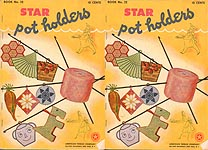 Star Book No. 32: Star Pot Holders