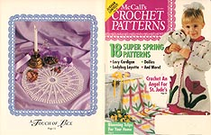 McCall's Crochet Patterns, Apr. 1993