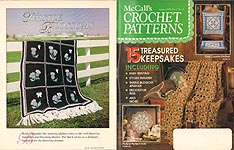 McCall's Crochet Patterns, Aug. 1993