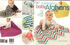 Annie's In A Weekend Baby Afghans