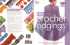 Annie's The Ultimate Collection of Crochet Edgings