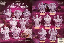 American School of Needlework: A Choir of Little Angels