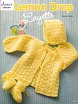 Annie's Crochet Lemon Drop Layette