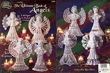 The Ultimate Book of Angels, American School of Needlework