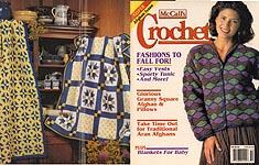 McCall's Crochet Patterns, Oct. 1994