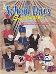 School Days Sweethearts outfits for 9-1/2 inch baby dolls.
